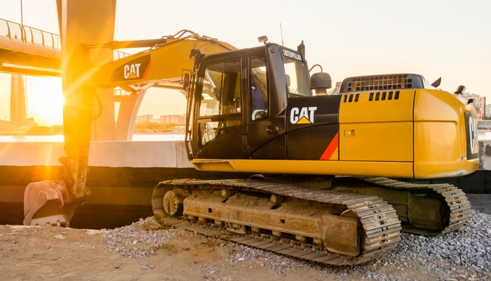 Caterpillar needs more money to stay afloat