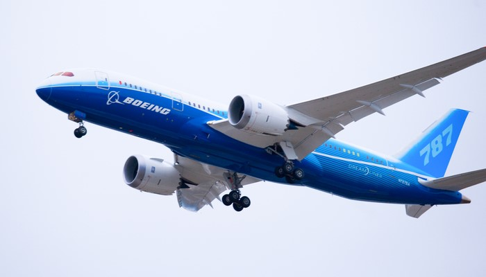 Boeing's looking for its wings