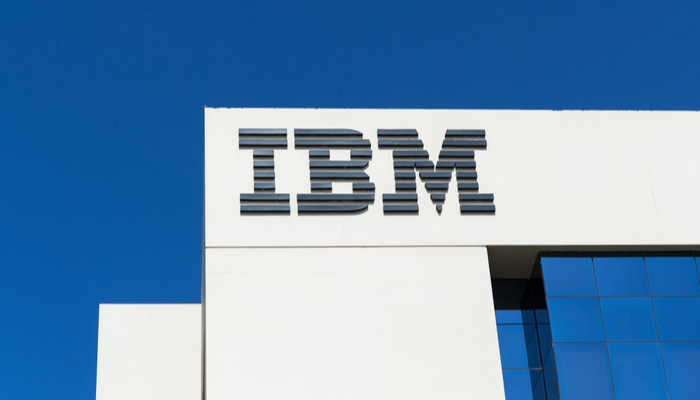 IBM released Q1 earnings