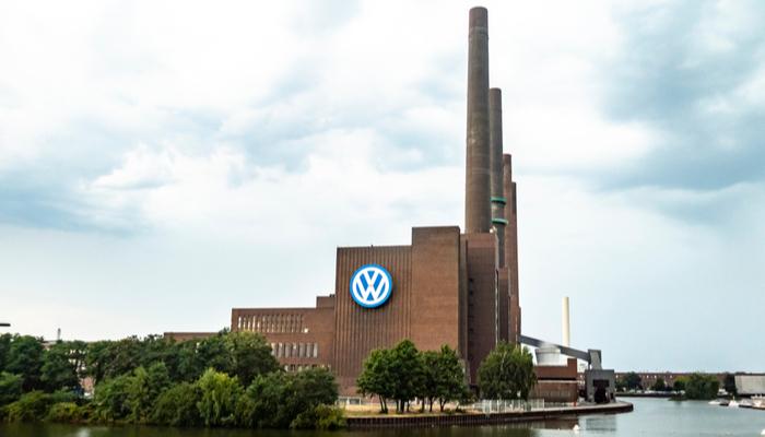 Volkswagen reopened the world's biggest factory