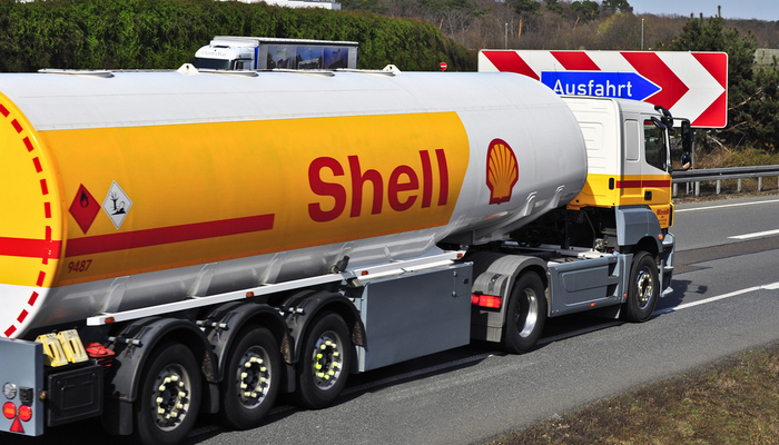 Shell cutting dividends: historic move