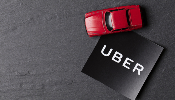 Uber lost in revenue, but gained massively in stock price