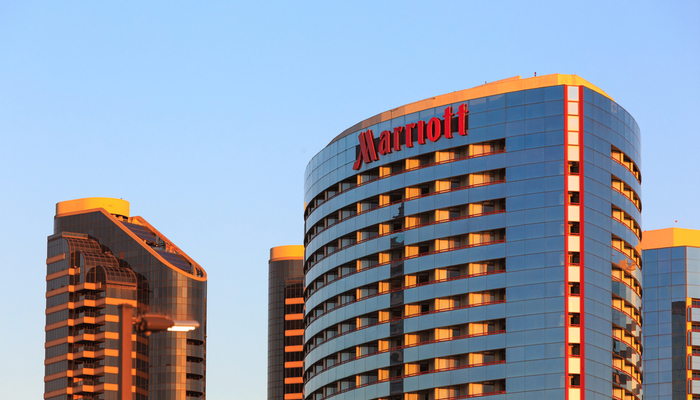 Disappointing Q1 report from hospitality giant Marriott