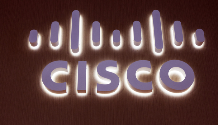 Cisco beat analysts' expectations
