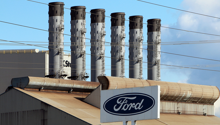 Ford halts activity again due to the pandemic