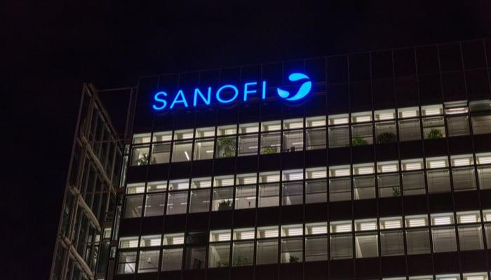 Sanofi sells Regeneron stocks
