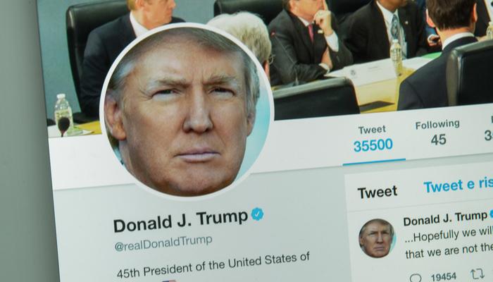 Trump vs. Social Media Platforms