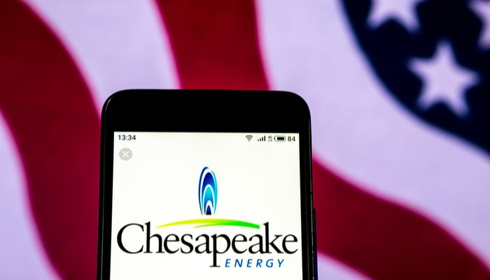 Chesapeake Energy is shocking the market