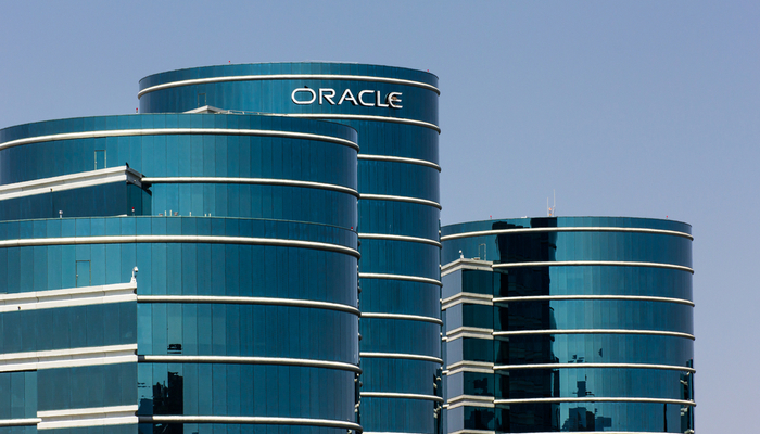 Oracle lost on revenue