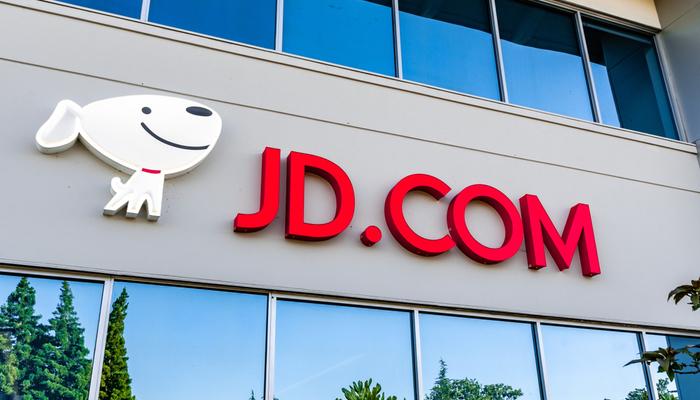 Home listing debut a success for JD.com