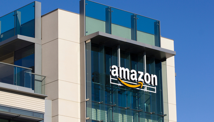Amazon concerned about its carbon print