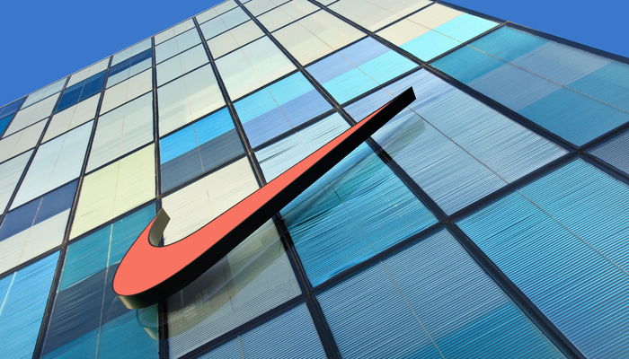 Nike posts negative financial reports