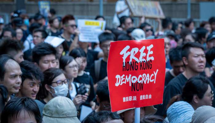 China passed the Hong Kong security law