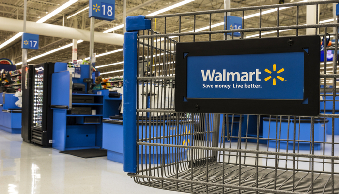Walmart races with Amazon