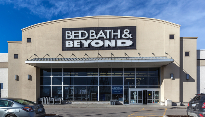 Negative Bed Bath & Beyond Q2 financial report
