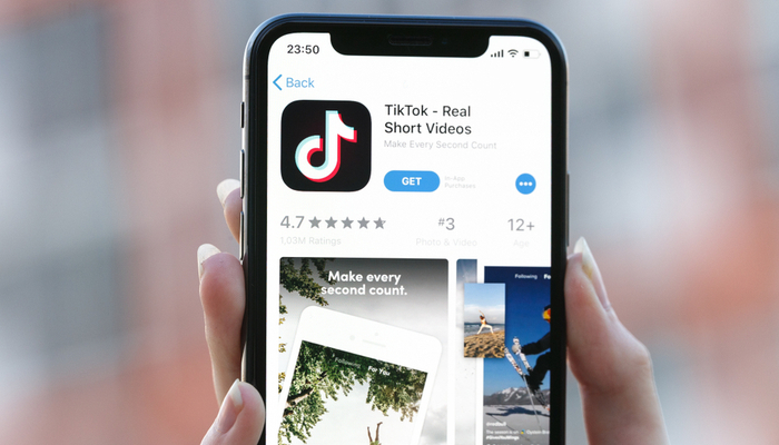 Wells Fargo takes measures against TikTok. Amazon is undecided