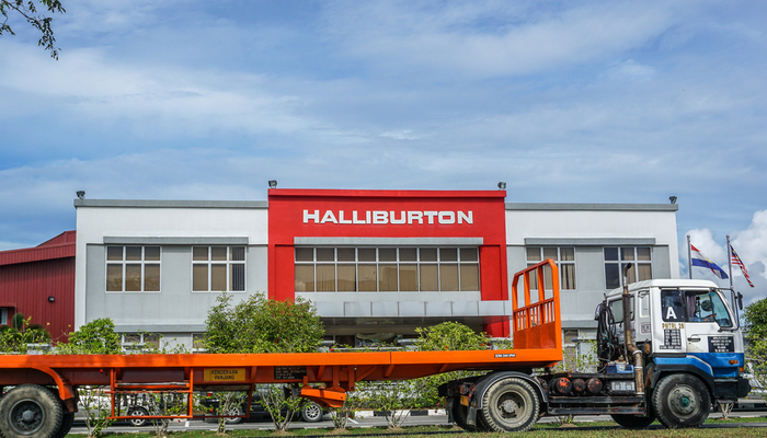 Halliburton missed the earnings expectations