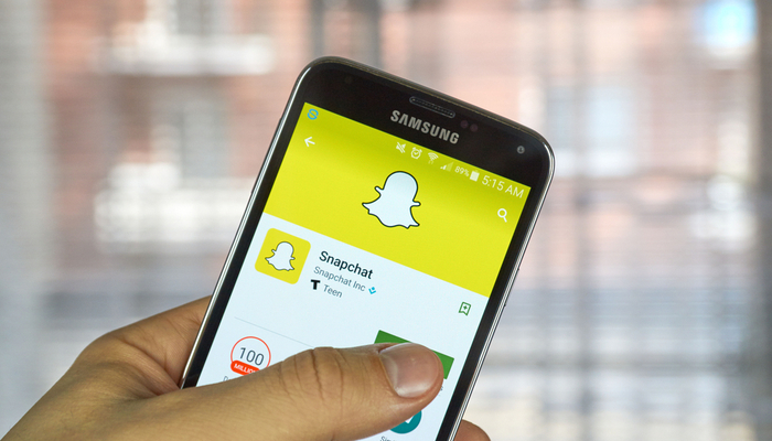 Snapchat published a satisfactory financial report
