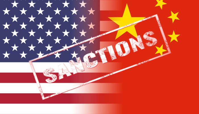 Tensions between the US and China continue to escalate