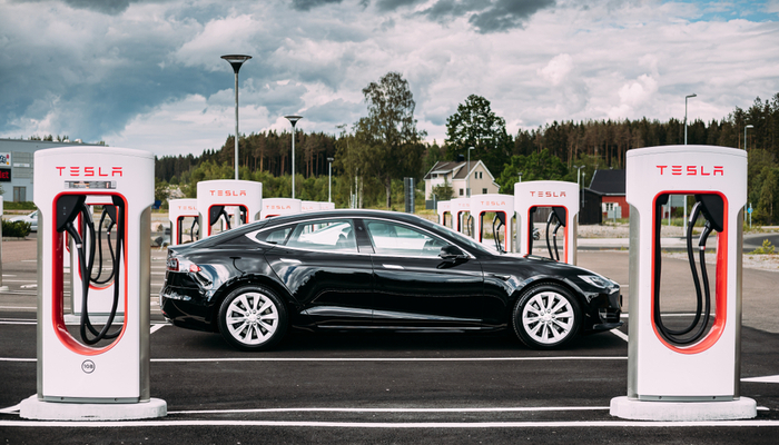 Tesla outperformed analysts' expectations once again