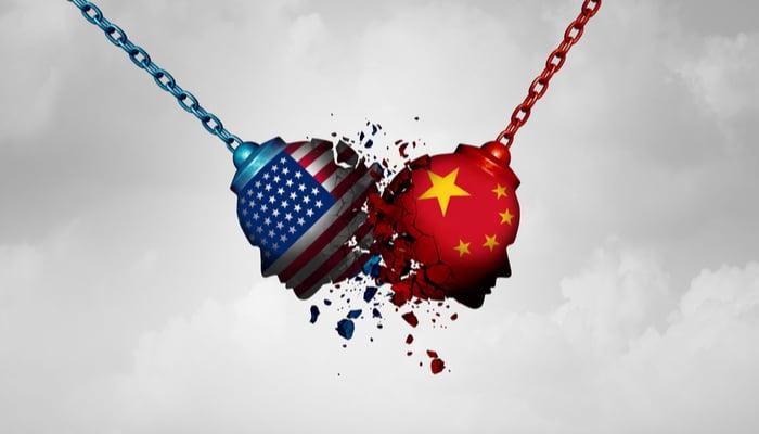 جولة أخرى من التنمر الجيوسياسي بين الصين والولايات المتحدة - تحليل السوق - 24 يوليو