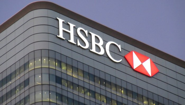 HSBC knocked down by the pandemic