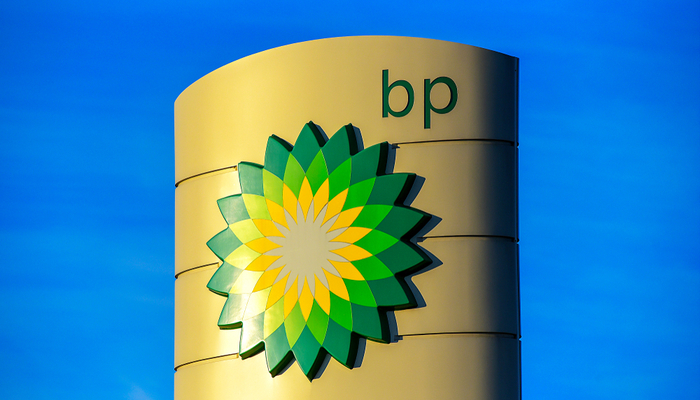 British Petroleum suffered a record quarterly loss
