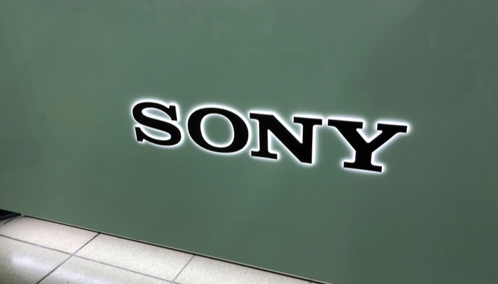 Sony shares reached a 19-year high