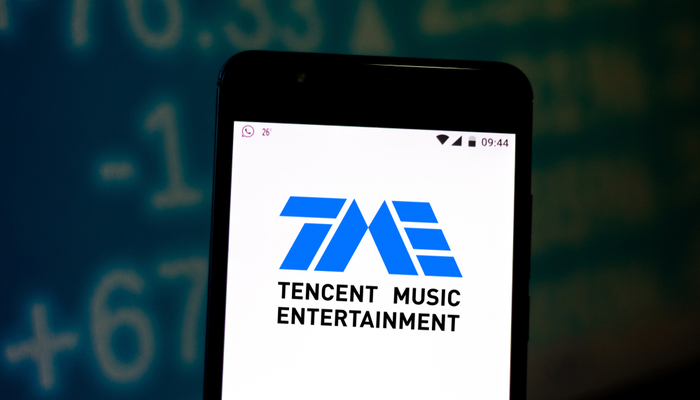 Gains all over the board for Tencent Music Entertainment