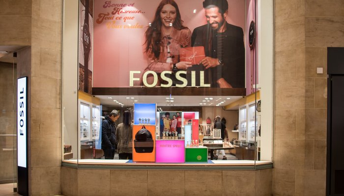 Fossil had a rough Q2