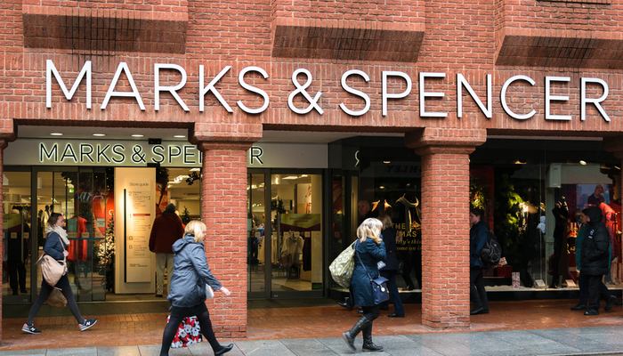 Marks & Spencer to cut 7,000 jobs