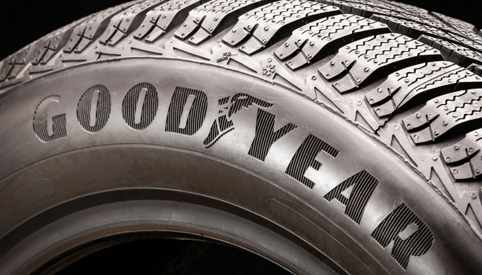 President Trump vs. Goodyear