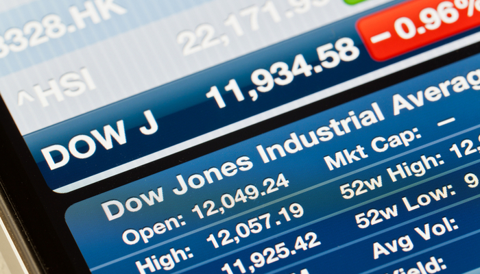 Dow Jones Industrial Average changes components