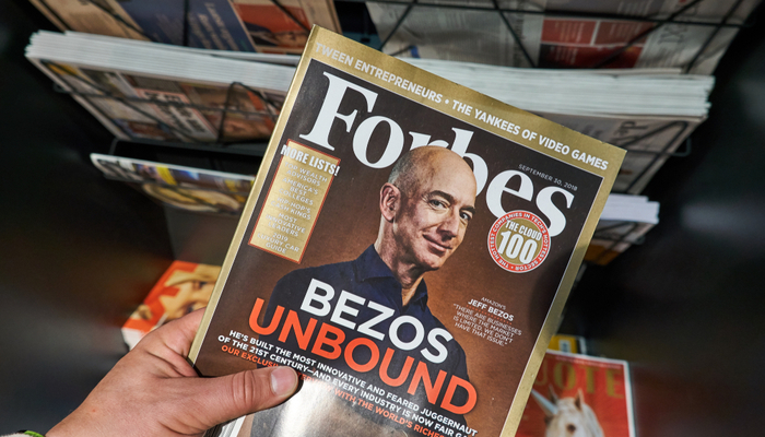5 facts about Jeff Bezos you won't believe are true