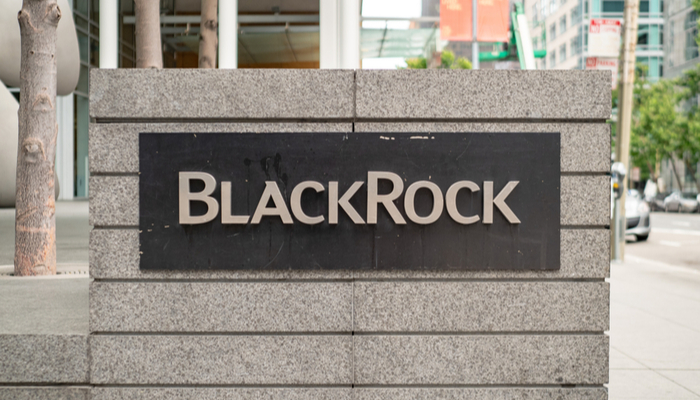 The Chinese banking sector welcomes BlackRock
