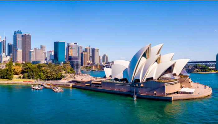 Australia is in recession