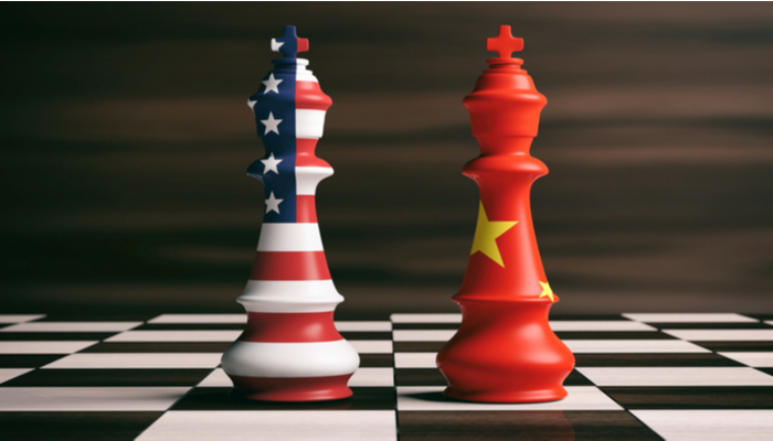 The battle of economies: China vs. the U.S.