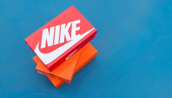 Outstanding earnings figures from Nike