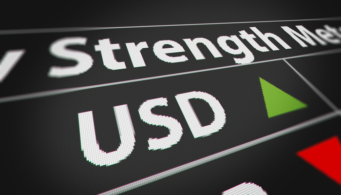 EUR/USD and Gold Fall as The US Dollar Price Extends Gains