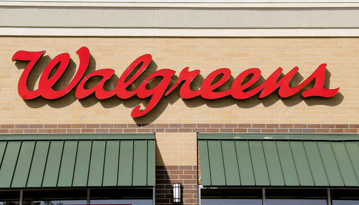 Walgreens posted mixed quarterly earnings