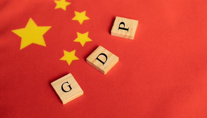 China's GDP grew 4.9% in Q3