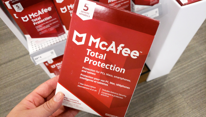 McAfee: an IPO