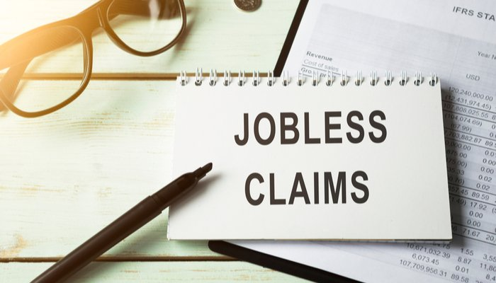 US Unemployment Claims: the lowest reading since March