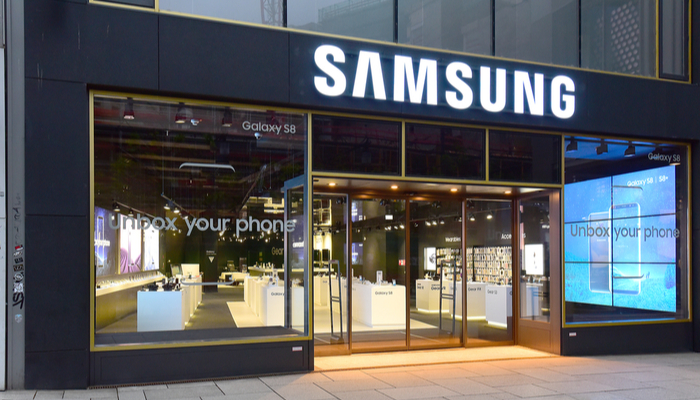 Samsung posts Q3 figures in line with the expectations