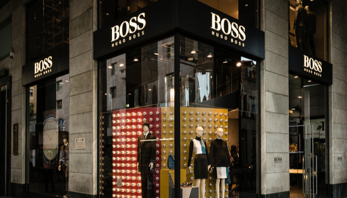Mixed Q3 earnings for Hugo Boss