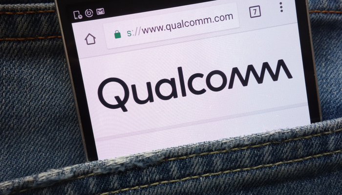 Qualcomm gains after Q4 figures beat expectations