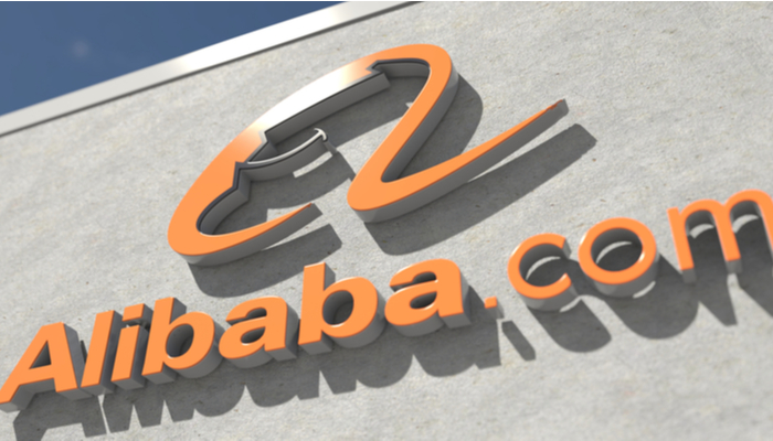 Mixed quarter for Alibaba
