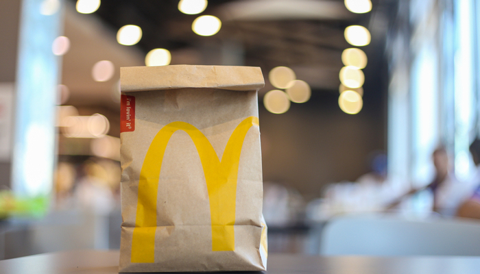 Higher-than-expected Q3 figures for McDonald's