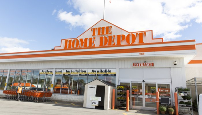 Home Depot earnings topped estimates in Q3