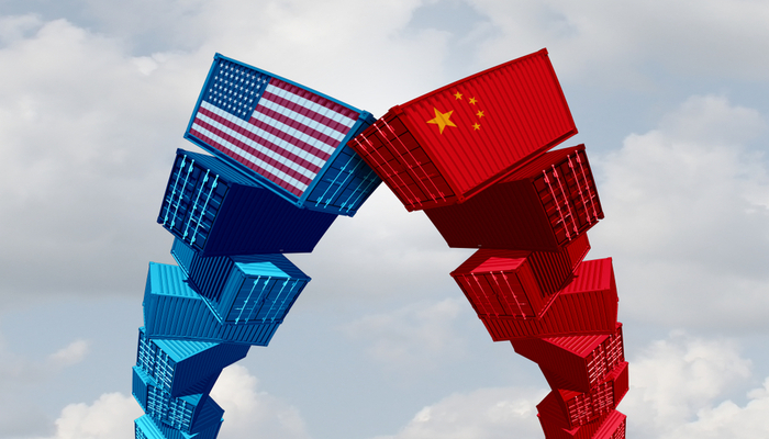 The US drafts a list with Chinese companies believed to have military ties